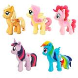 2 Peluches My Little Pony 30 Cm Marca Hasbro