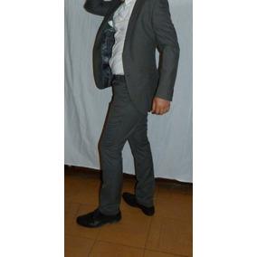 0ee8e385ae7fd Traje Hombre Basement Slim Fit - Vestuario y Calzado en Mercado ...