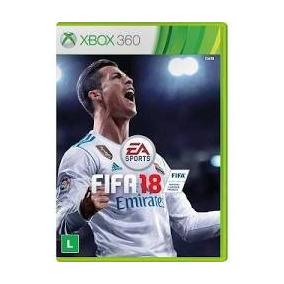 Fifa 18 Xbox 360 Midia Digital!