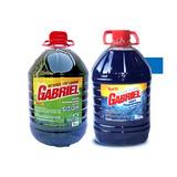 Detergente Liquido Concentrado Gabriel 5 Lts Aroma Omo Ariel