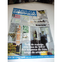 Revista Arquiteutra & Construção Ano 17 Nº 8 Ago 2001