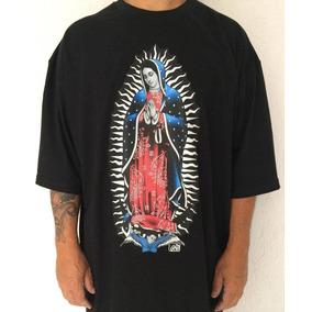fe9ec433e0518 Camiseta Mcd Madre Guadalupe - Camisetas Manga Curta no Mercado ...