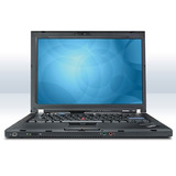 Notebook Lenovo Thinkpad T61 Core 2 Duo 1gb Ram 80gb Disco