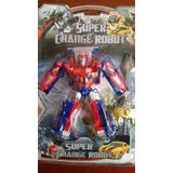 Muñeco Transformers Optimus Prime