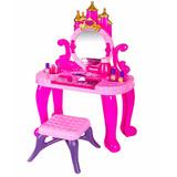 Piano Vanity Tocador Niñas Secador Musical 1573654
