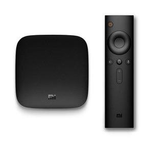 Xiaomi Mi Box 4k Tv Box Iptv Melhor Preço | Semi Novo