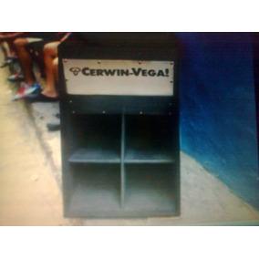 Se Vende Cajon Cerwin Vega Con Bajo 18