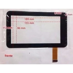 Touch Tablet Zhc-0065a Techpad Winok Vorago Joinet Stylos
