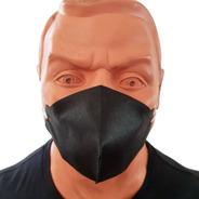 Kit Mascaras Descartáveis 100 Unidades