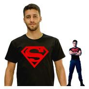 Remera De Comics -  Superboy Jovenes Titanes Teen Titans