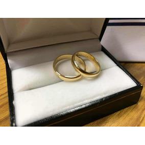 Alianzas Oro 18k, 8gramos,casamiento