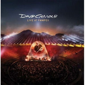 Cd David Gilmour Live At Pompeii 2 Cds 2017 Open Music