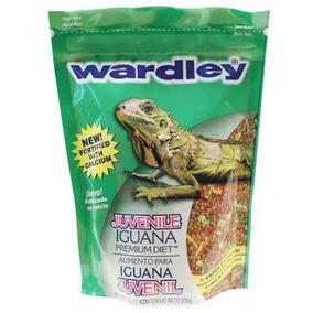 Alimento Para Iguana, Juvenile 200 Grs. + Kota