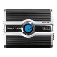 Planet Audio Tq604 600w 75 W X 4 Rms Amplificador De