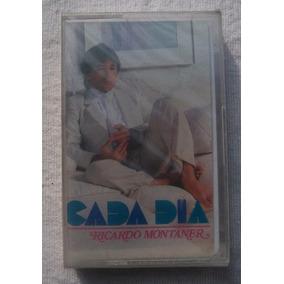 Ricardo Montaner Cada Dia Cassette Nuevo Peerless
