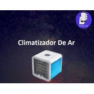 Climatizador De Ar Resfria Umidifica Purifica Tomate