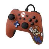 Control Cableado Nintendo Switch Super Mario
