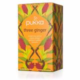 Té Orgánico Sabor Tres Jengibres Pukka Herbs A0003243