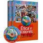 Libro Formación Ciudadana Ética Y Valores - 2 Vol. + Cd Rom