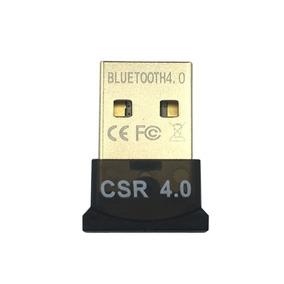 Adaptador Usb Bluetooth 4.0 Csr Dongle Para Pc Notebook