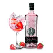 Gin Puerto De Indias Strawerry 70 Cl. Español