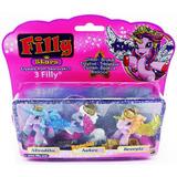 Ponis Filly Stars Amigos X3