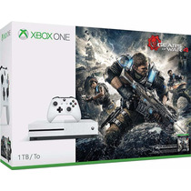 Xbox One S Gears Of War 4 1tb Console