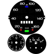 Variant Tl 1 Cod574v160 Horas Translucido P/ Painel + Leds