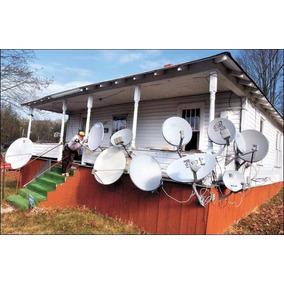 Instalador Tv Satelital Fta Amazonas Arsat Starone