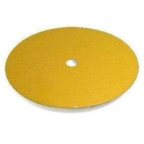 Prato Giratório Mesa Diâmetro 60 Cm Amarelo Barato Promoção