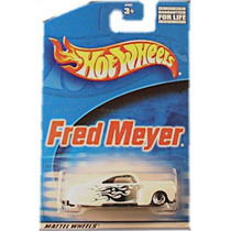 Hot Wheels 1997 Dragger 2000 Fred Meyer Exclusivo 165 Die-c
