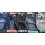 Lote De 10 Calças Jeans Masculinas Semi Novas Para Brechó