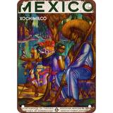 Decoracion Mexicana De Metal Vintage