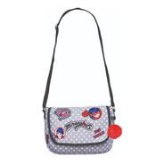 Bolsa Transver Miraculous Lady Bug Fashion -7660123-pacific