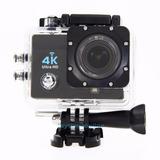 Camara Accion 4k + Accesorios