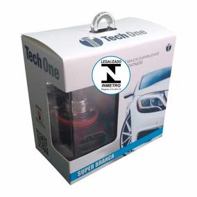Lampada Super Branca H7 100w 8500k Par Tech One