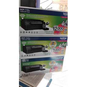 Multifunciónal Brother Dcp T700w Wi-fi Adf+regalo,envio Incl