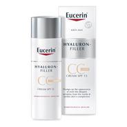 Eucerin Hyaluron Filler Cc Cream Fps15 Cor Clara - Original
