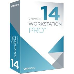 Vmware Workstation Pro 14 Win/linux/mac Múltiples Sistemas