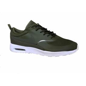 Tenis Modelo Nike Air Max Thea Verde