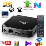 Tv Box Android X96 Mini Convierte Tu Pantalla En Smart Tv