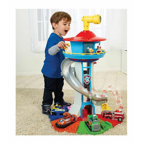 Paw Patrol My Size Lookout Tower Torre Con Periscopio
