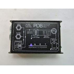 Caja De Efectos Modelo Psk Direct Box Pdb -100