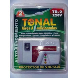Protector Corriente Electricos Tonal Tr-2 220v Aires Bornera