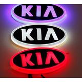 Emblema Led Kia,hiunday,volkswagen,chevrolet Y Otras Más