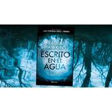 Libro Escrito En El Agua Paula Hawkins Nuevo Original