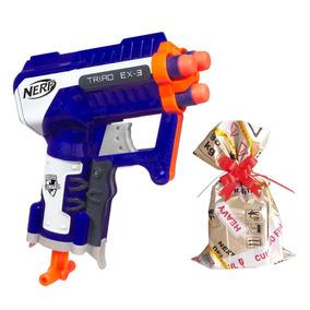 Presente De Natal Para Crianças Com Nerf Ex 3