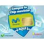 Chip Celular Nav Prepago Renta Vieja Tienda Agencia Movistar