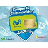 Chip Celular Nav Prepago Tienda Agencia Movistar