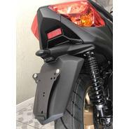 Suporte De Placa Universal Bmw Harley Yamaha Honda Xmax Nmax